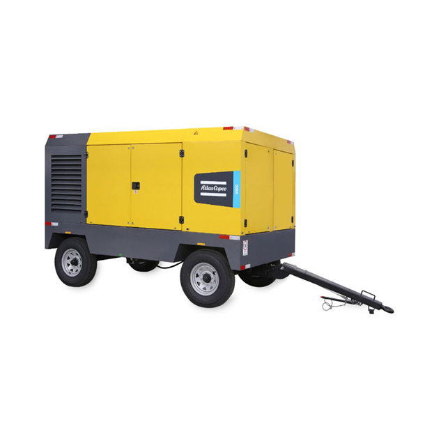 C range mobile air compressor