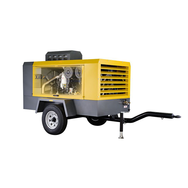 C range small mobile air compressors china