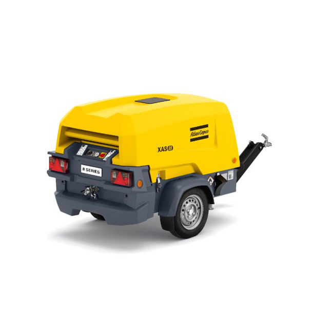 Mobile air compressors small air compressor