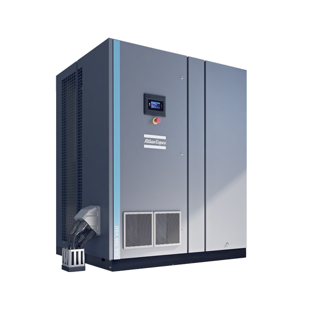 GA oil-injected screw compressors series