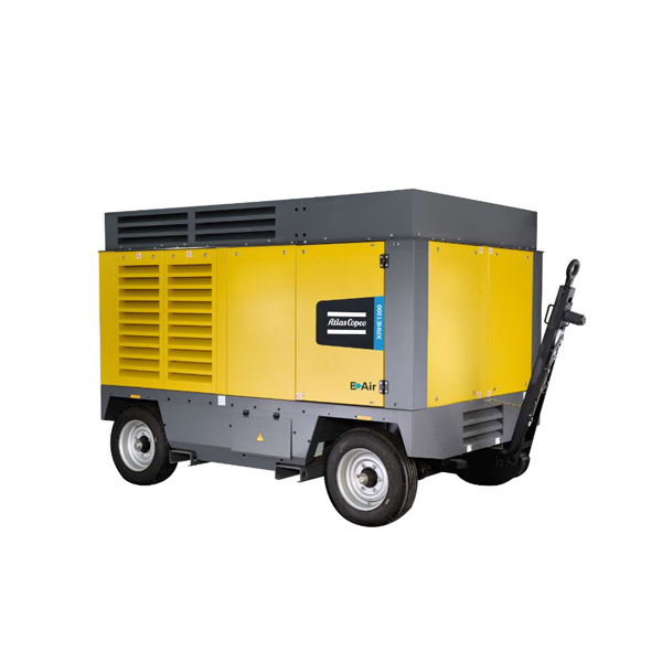 Electric-driven mobile air compressors: 106-1300 cfm - 50-617 l/s